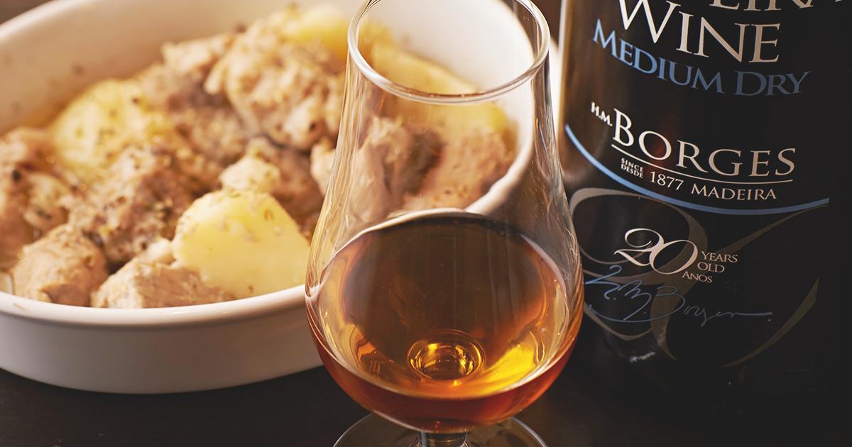 大塚のマデイラワイン専門のワインバー「レアンドロ」ランチ、ディナーに